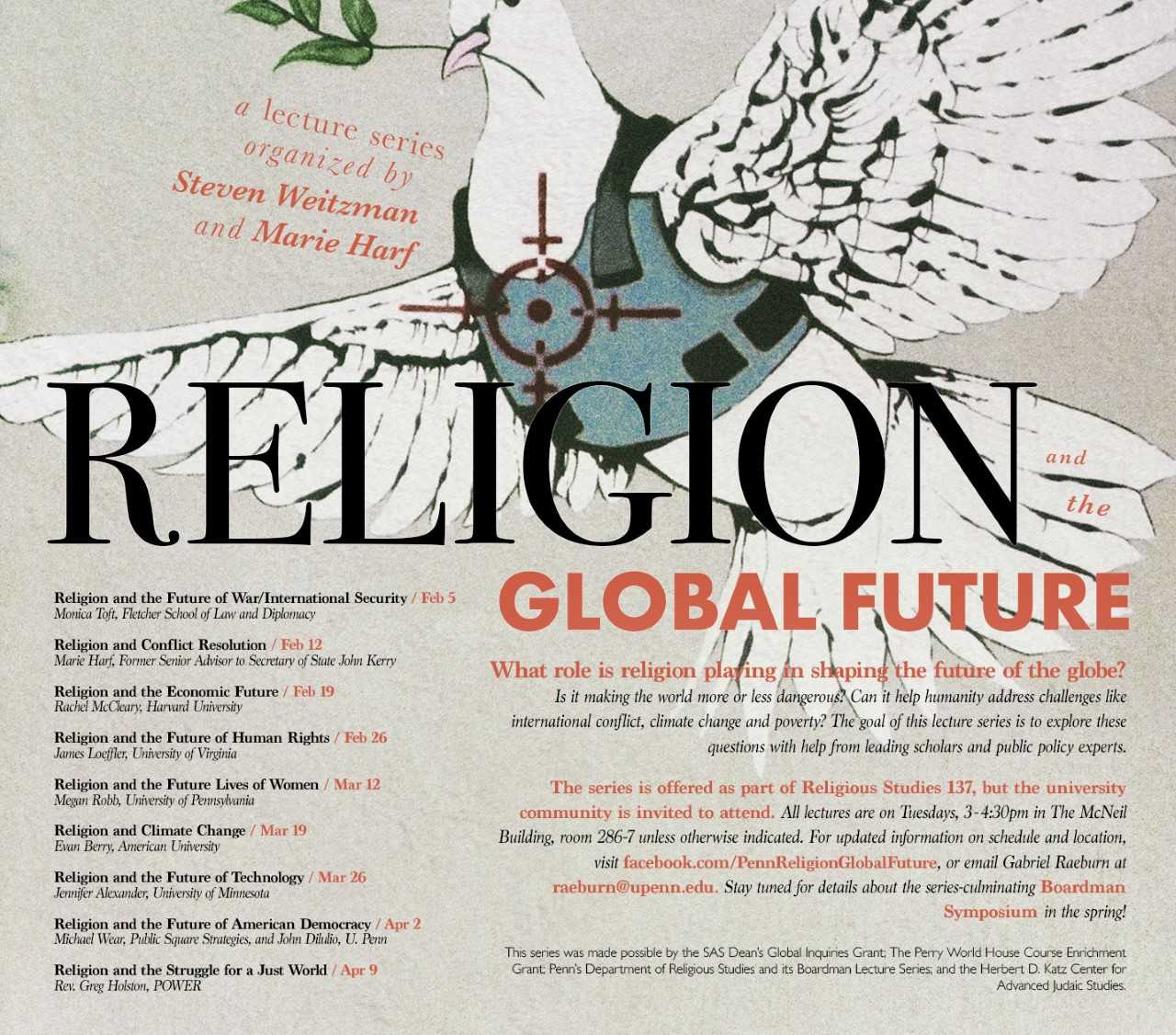 religion and the global future