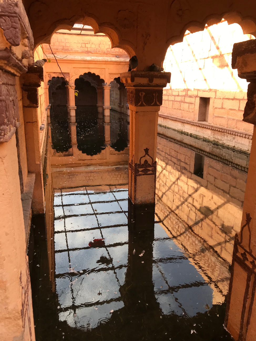 temple in Barmer, India