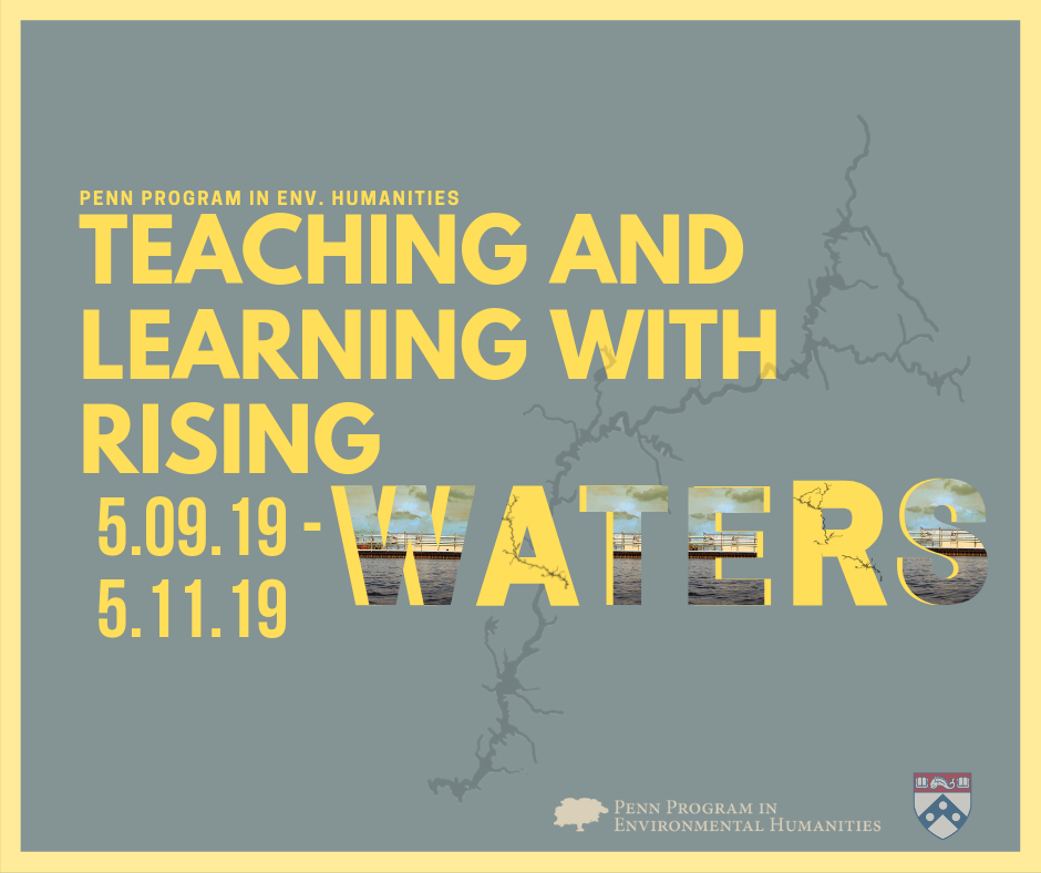Teaching and Learning with Rising Waters banner