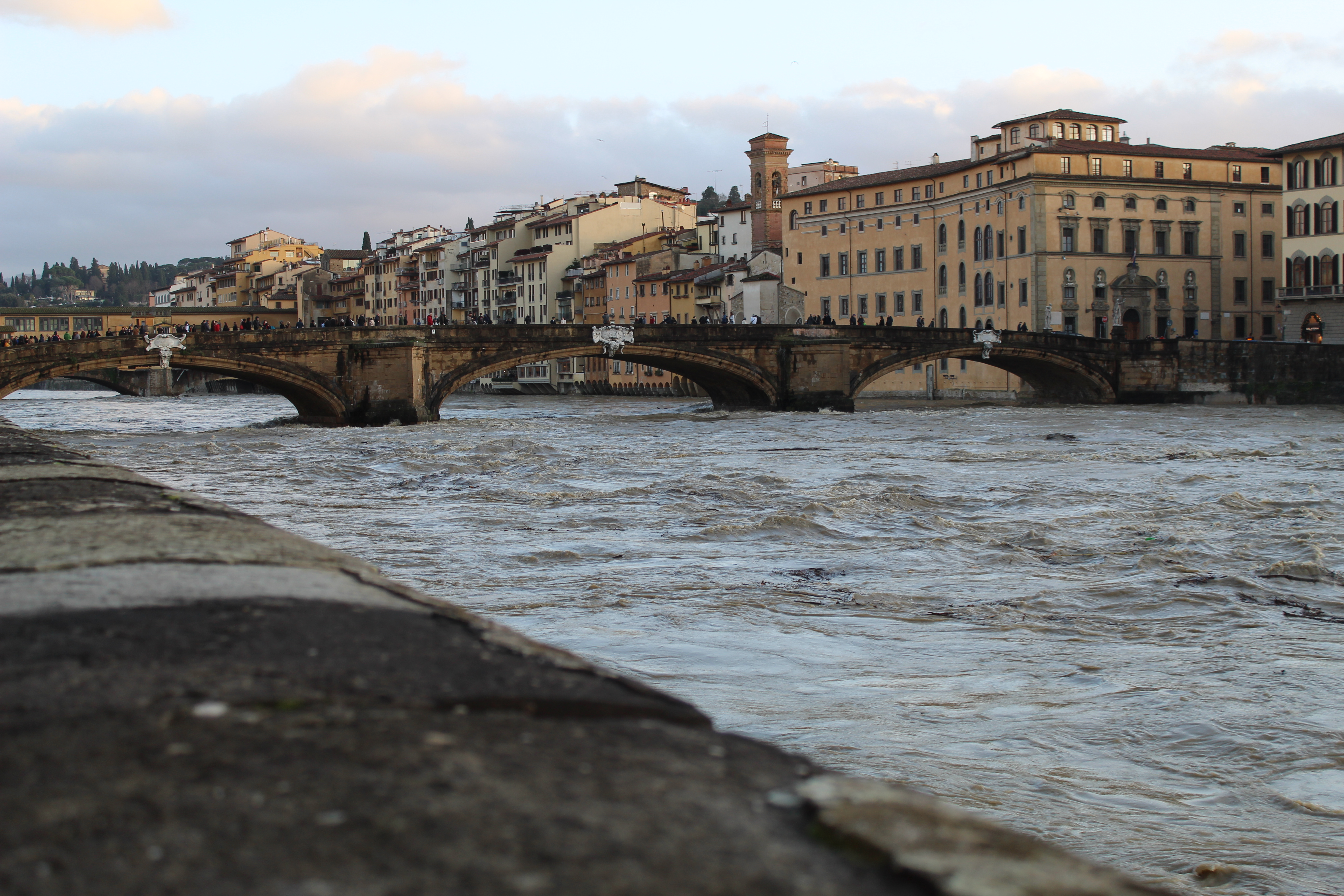 Arno River (winter)