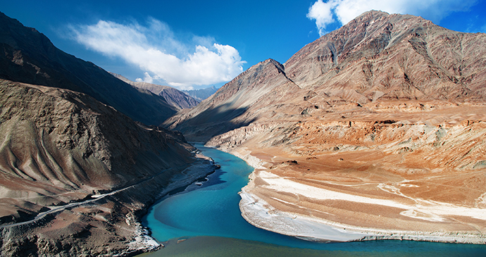 1947 Partition of India & the River Indus: An Untold Tale | Penn Program in Environmental Humanities
