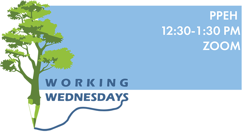 Working Wednesdays logo long