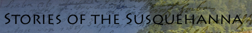 title card for stories of the susquehanna