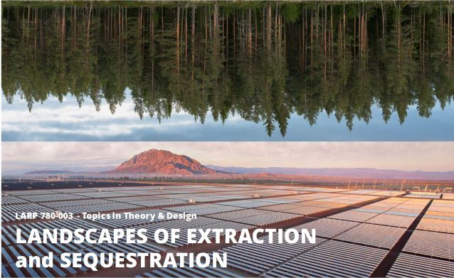 Landscapes of Extraction Course
