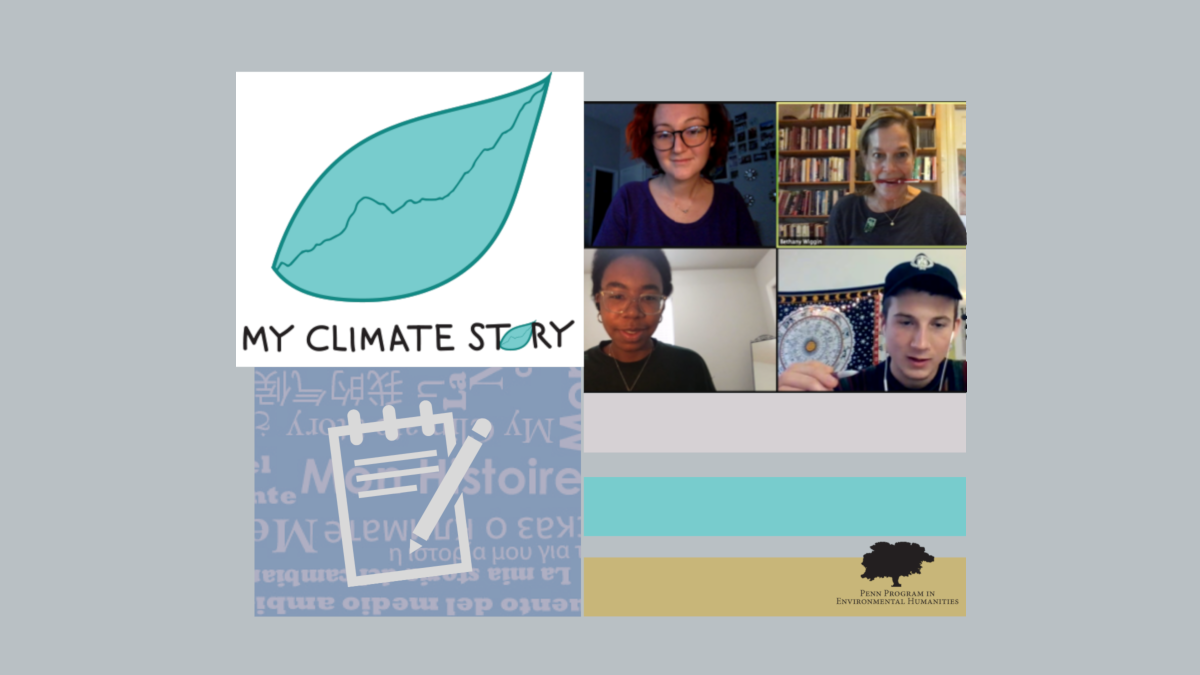 collage of climate storytellers