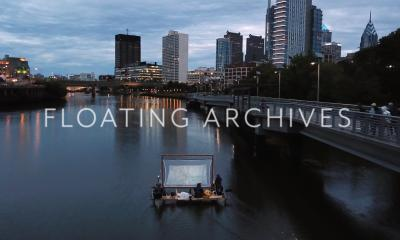Floating Archives by Jacob Rivkin