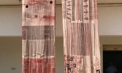 textiles in Barmer, India