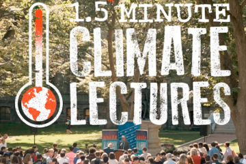 1.5* Minute Climate Lecture Logo